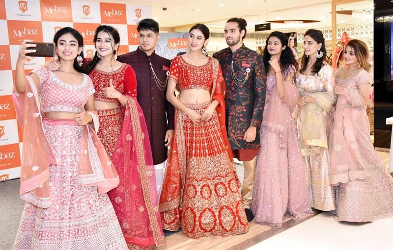 Launch of Wedding Ensembles-2021 in Hyderabad