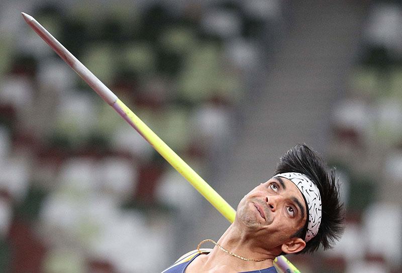 Neeraj Chopra wins Tokyo Olympics gold in javelin