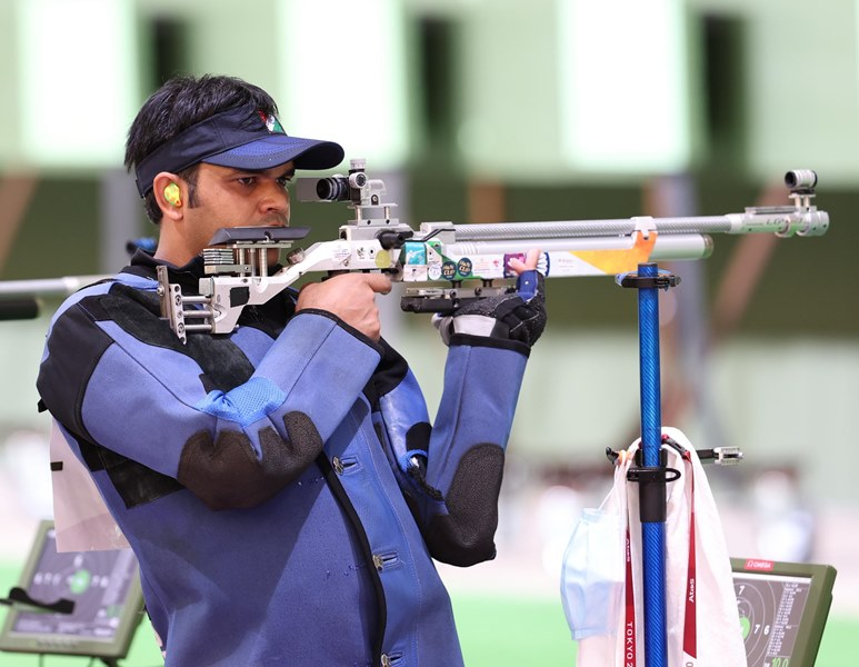 India in Olympics: Day 5