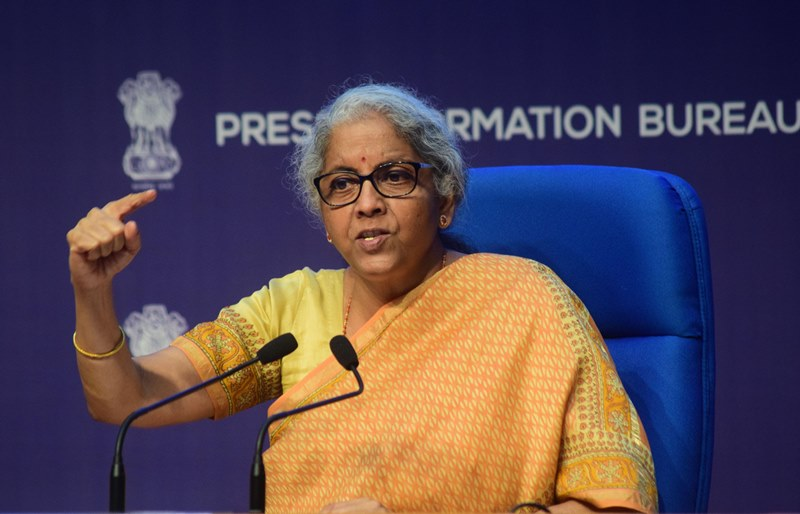 Nirmala Sitharaman briefs media on cabinet decisions