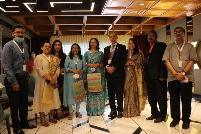 Glimpses of opening ceremony of 51st IFFI