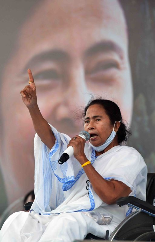 Bengal Polls 2021: Mamata Banerjee addresss rally in Nadia