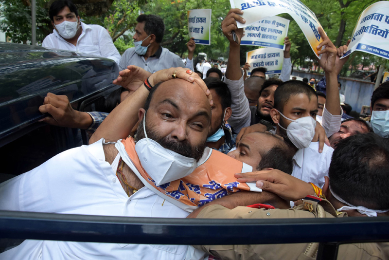 In Images: India in News, June 11, 2021