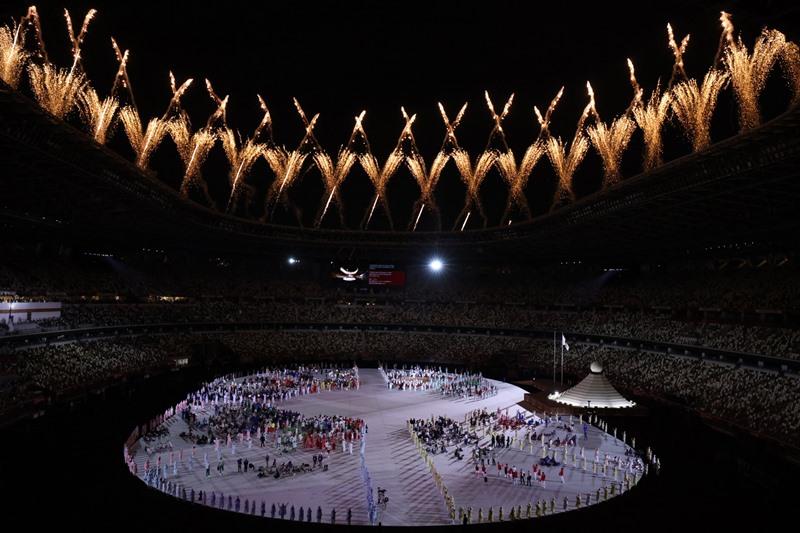 Tokyo Olympics begins