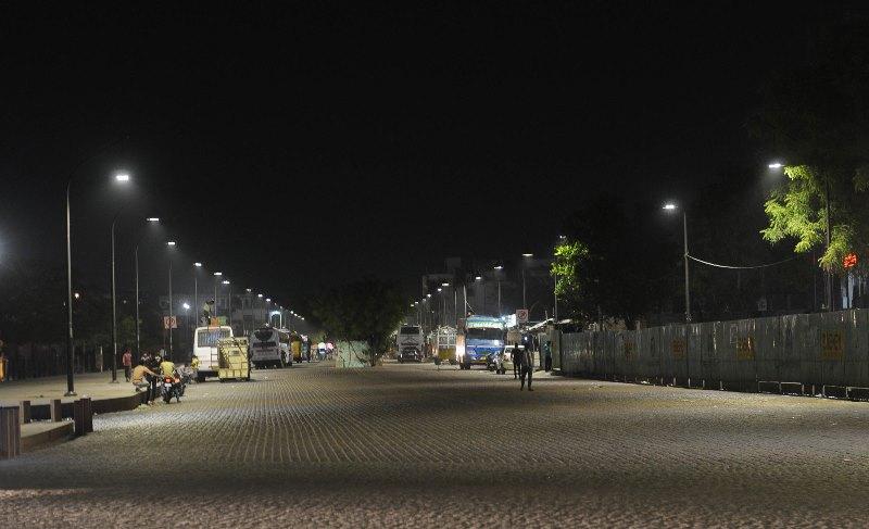 Night curfew in Lucknow to curb Covid-19 spread