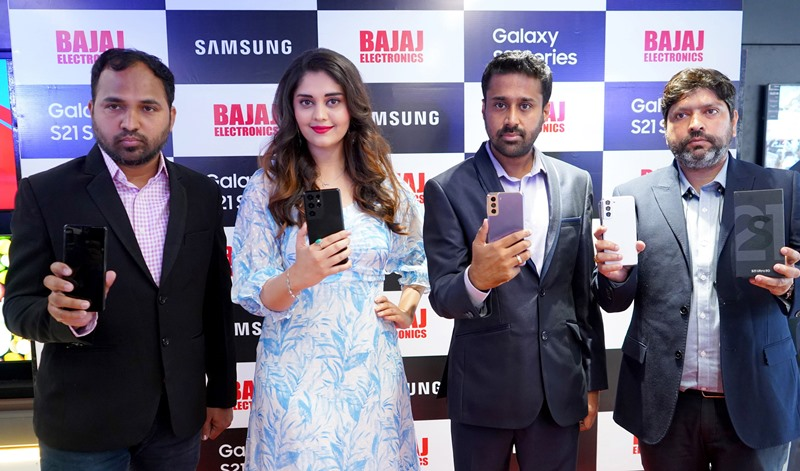 Samsung Galaxy S21 smartphone launch