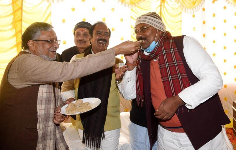 Makar Sankranti festival celebration in Patna