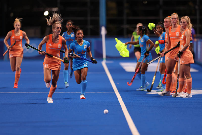 India in Olympics: Day Two