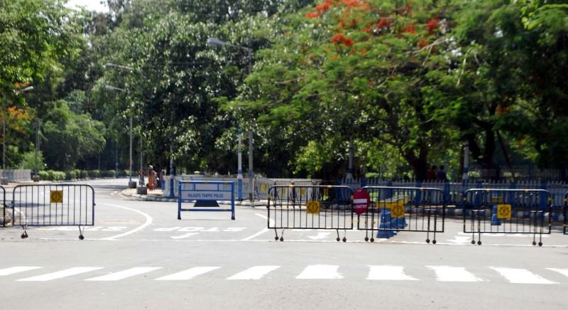 Anti-Covid-19 lockdown in West Bengal
