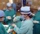 Doctors treating a Black Fungus patient in Jabalpur