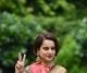 Kangana Ranaut addresses press conference over Thalaivi