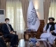Taliban govt's acting Foreign Minister meets Chinese Envoy in Kabul