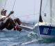 Olympics: Indias K C Ganapathy and Varun Thakkar during the Sailing Event