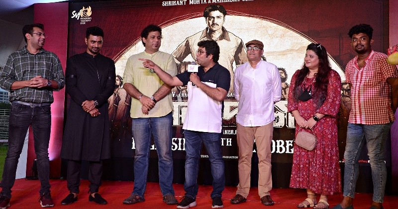Makers release first song of Dev's Golondaaj
