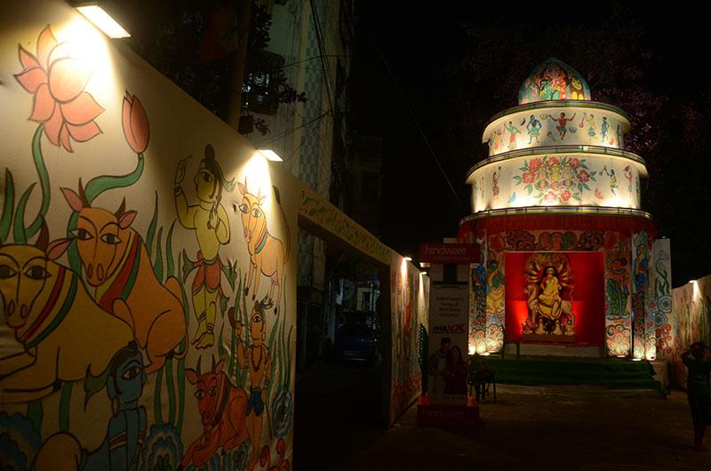 Durga Puja 2021: A walkthrough of Kolkata's Best Pujas Series III