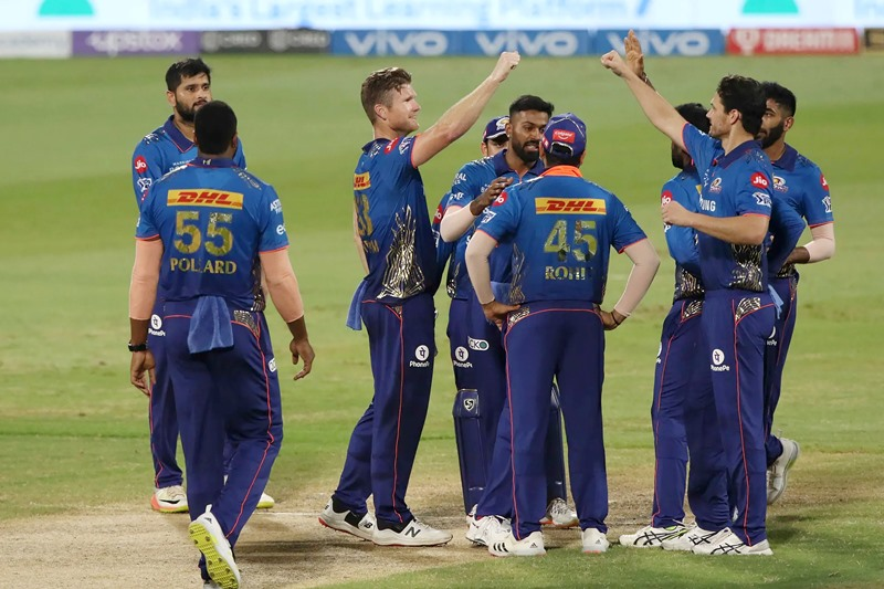 IPL 2021: Mumbai Indians thrash Rajasthan Royals