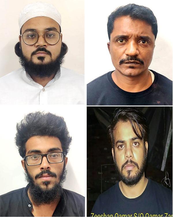 Delhi Police bust Pakistan-organised terror module