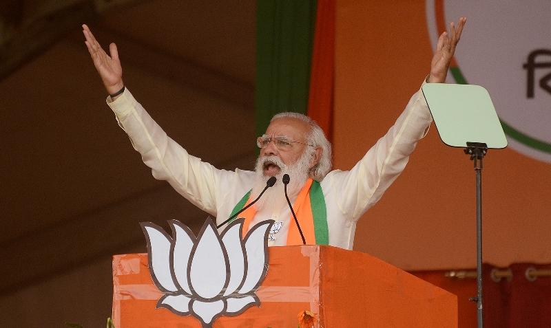 Brigade Rally: PM Modi in Kolkata