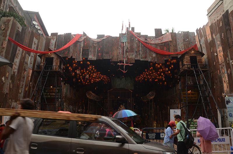 Durga Puja 2021: A walkthrough of Kolkata's Best Pujas Series I