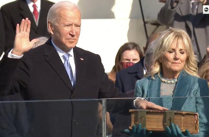 Joe Biden becomes 46th US President