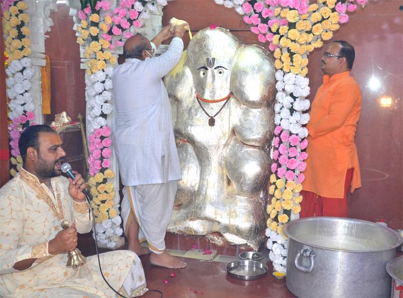 Hanuman Jayanti in Mathura