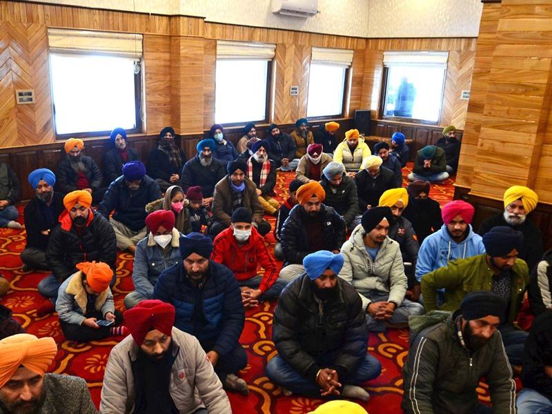 Birth anniversary of Sikhism Guru Gobind Singhji
