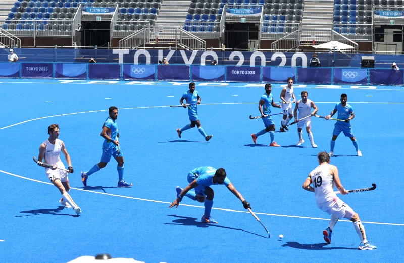 India in Tokyo Olympics: Day 12