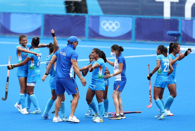 Tokyo Olympics: Indian women reach semi-finals