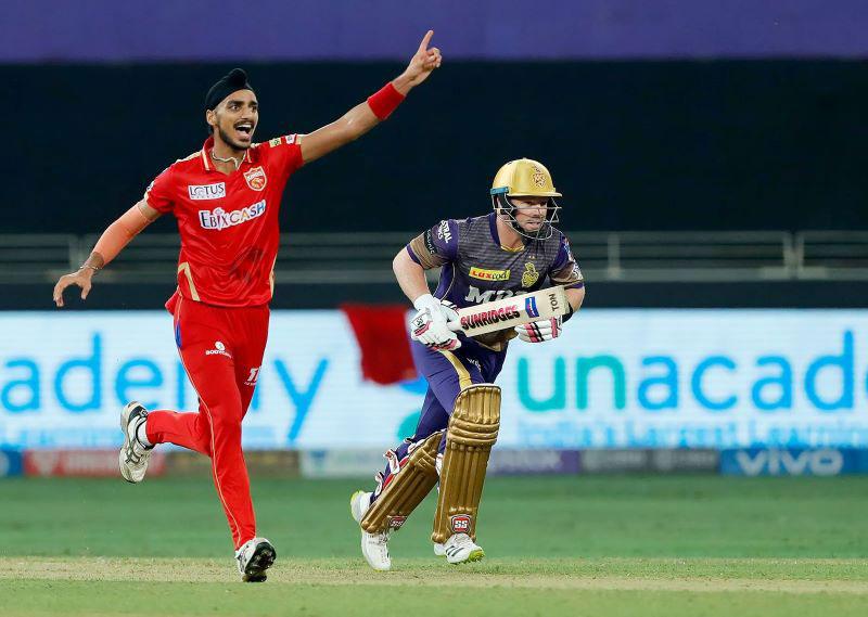 IPL 2021: PBKS defeat KKR by 5 wickets