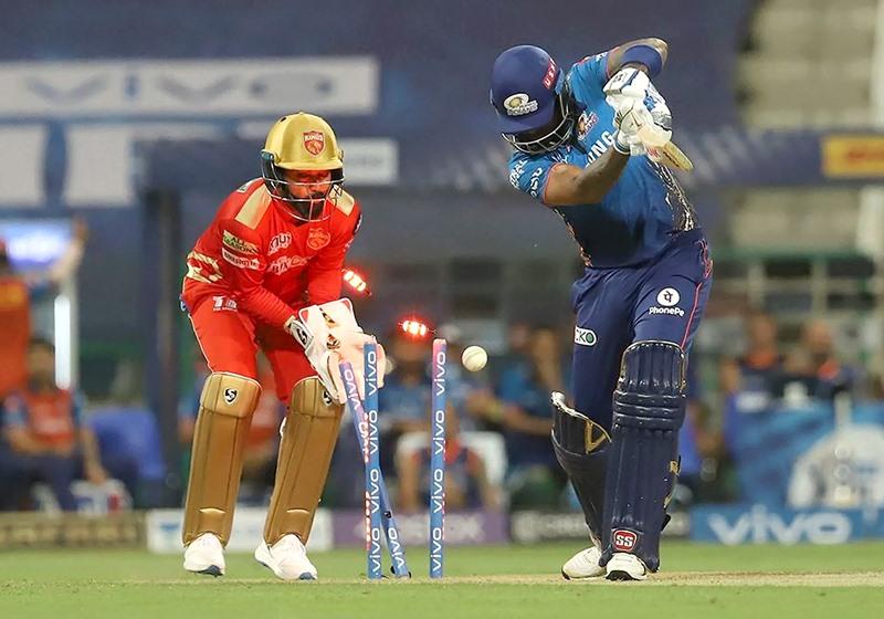 IPL 2021: MI beat PBKS by 6 wickets