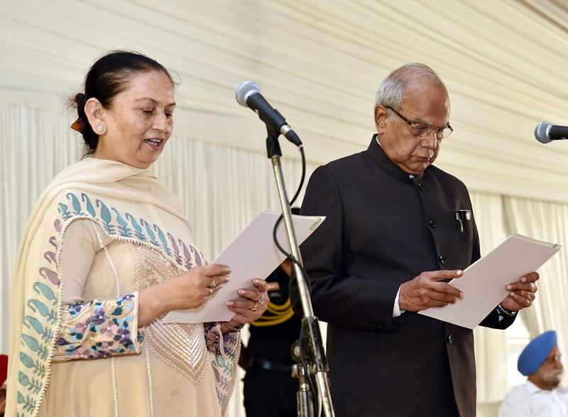 15 Punjab Ministers take oath