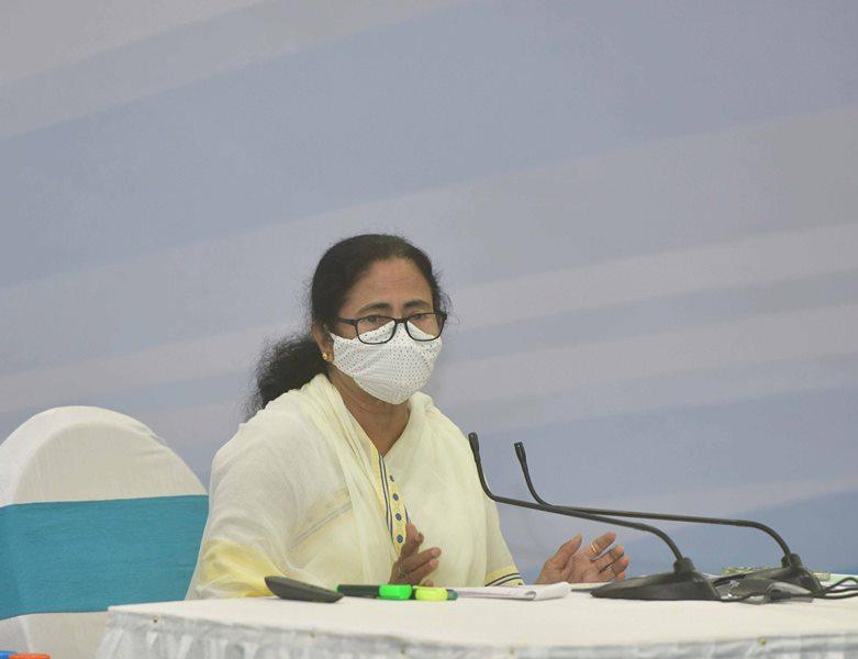 Mamata Banerjee addresses press con on Yaas