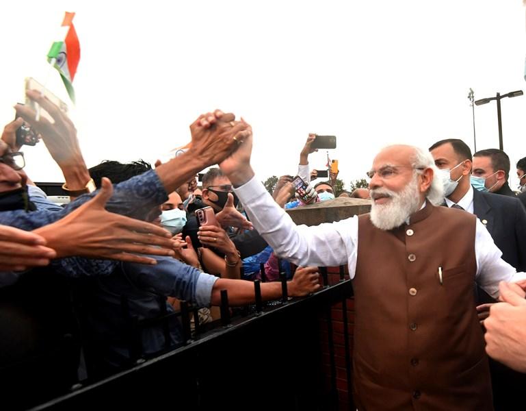PM Modi begins 4-day US trip