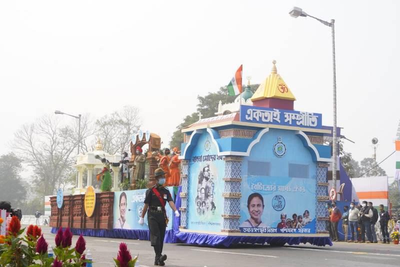 Republic Day Parade in Kolkata