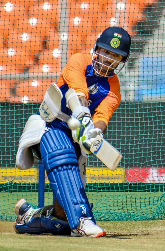 India prepare for 3rd T20I against England