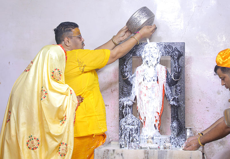 Janmasthami festival celebration in India