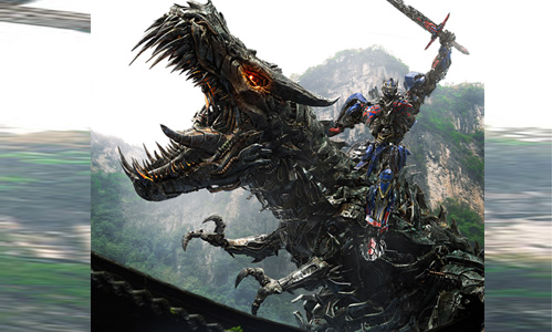 Transformers 4 new poster out now