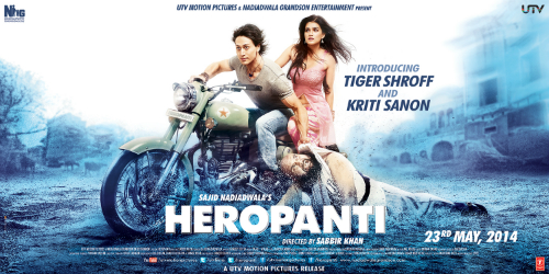 Heropanti releases remix version of 'Tabah'