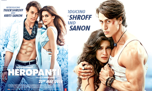 Tiger Shroff and Kriti Sanon chat with fans