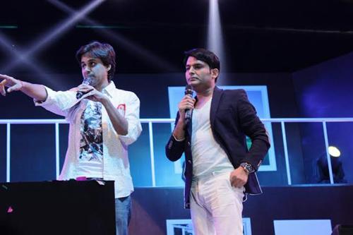 Kapil Sharma regales audience at 'Paisa Vasool Entertainment' show