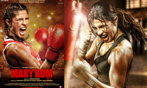 Mary Kom promo dialogues out