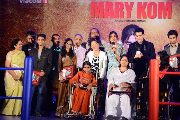 Dil Yeh Ziddi Hai says Team Mary Kom