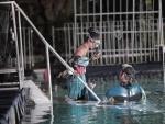 Akshay Kumar dares to perform underwater