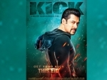 Salman's new look in 'Kick': Poster out