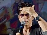 SRK becomes INTERPOL's Turn Back Crime Ambassador