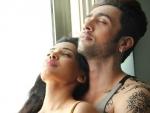 Adhyayan Suman, Sara Loren shoot entire sequence in first take