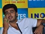 Arjun Kapoor joins Twitter
