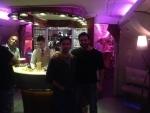 Vatsal Sheth parties away with Sohail Khan on Emirates A380
