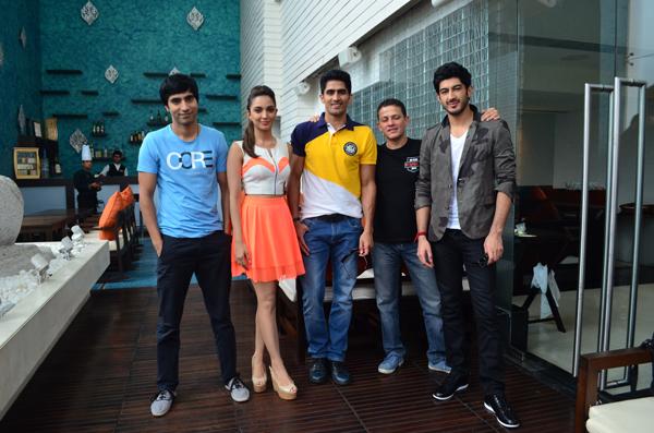 Akshay Kumar, Ashvini Yardi gears up for 'Fugly'