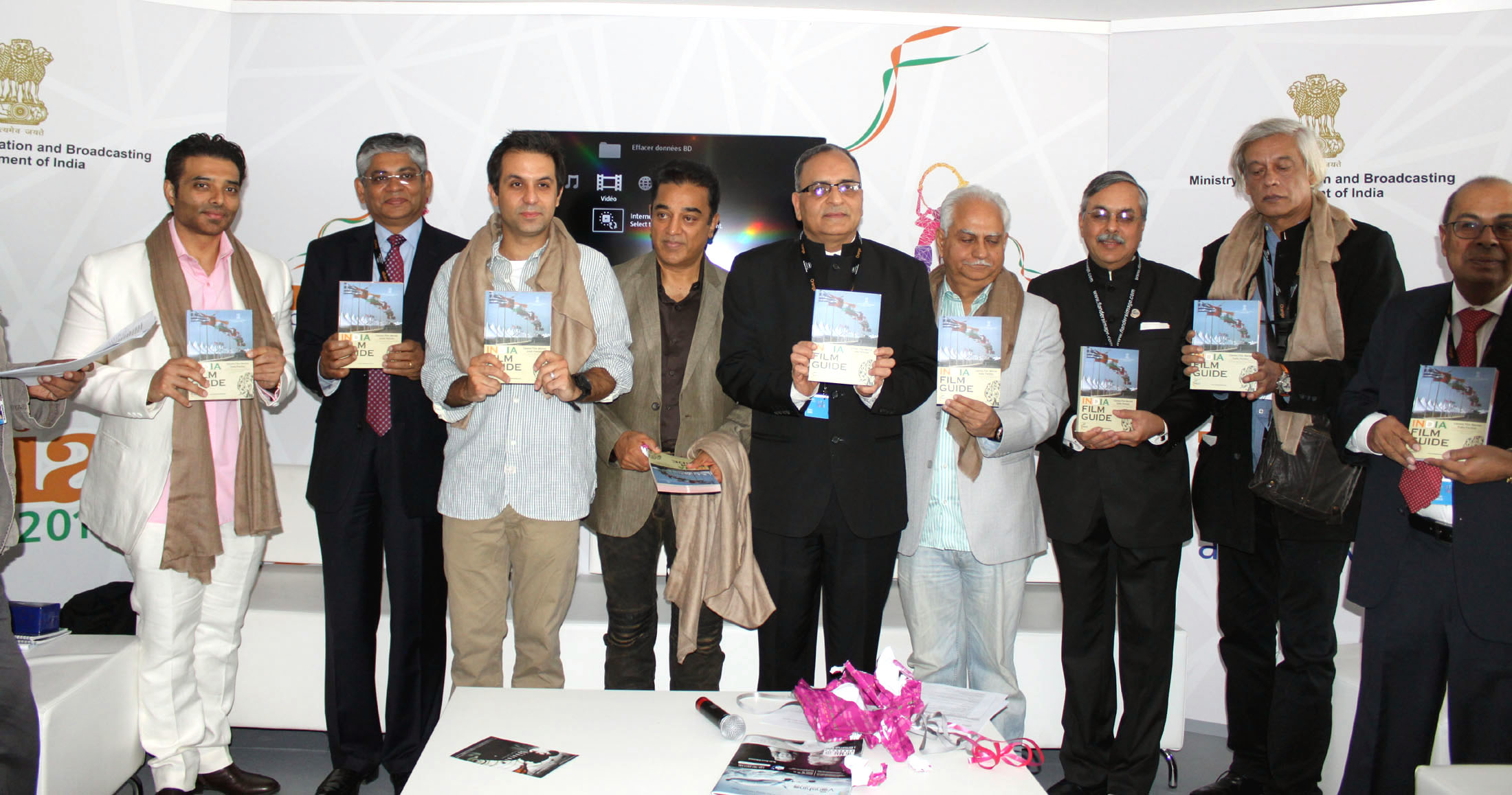 India Pavilion opens at 67th Annual Cannes Film Festival